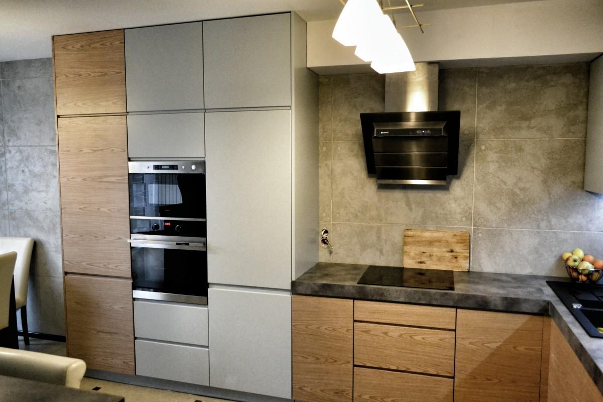 meble kuchenne tczew , kuchnie tczew, meble ,kuchnie,kuchnie pod zabudowę,meb   -> Kuchnia Wanilia Dąb